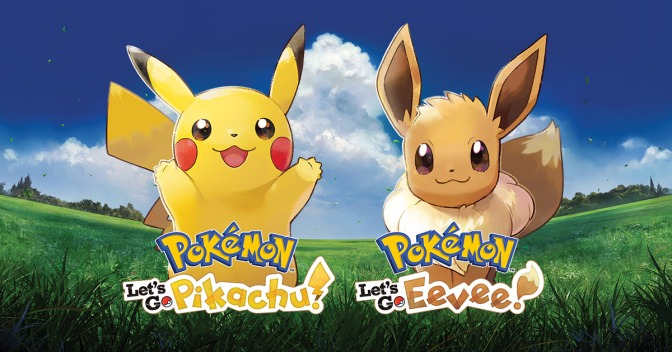 Don't Fret with Frido: Pokémon – Let's Go Review