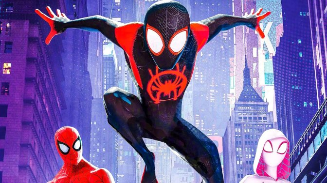 91st Oscar Blast: Spider-Man: Into the Spider-Verse Review – The Most Amazing Spider-Men (and Women)