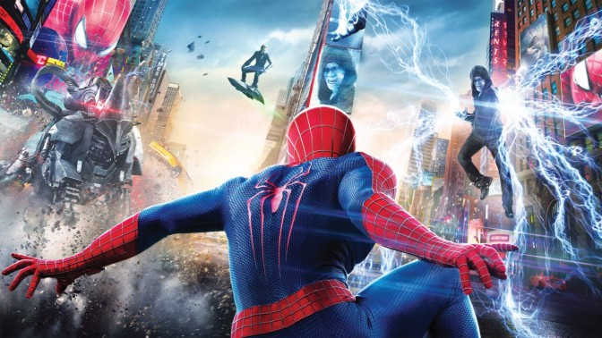 Spider-Man: The Amazingly Bad Spider-Man 2 – Electric Bugabullshit