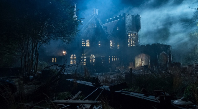 The Haunting of Hill House: The Spoopiest Family Drama You'll Ever See