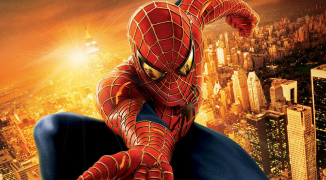 "Spider-Man: The Tobey Maguire Films or ""Topher not Graceful"""