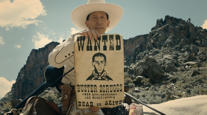 "Oscars 2019 – The Ballad of Buster Scruggs Review: A Coen Brothers ""Kitchen Sink"" Film"