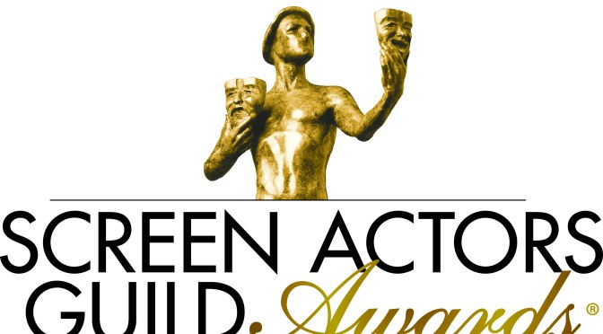 25th Annual SAG Award Winners
