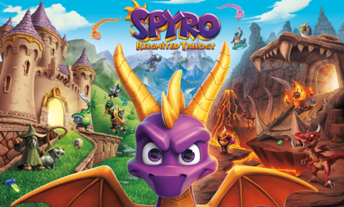 Don't Fret With Frido: Spyro – The Dragon Reignited (Review)