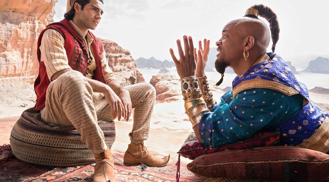 Aladdin Trailer: Our First Look at Genie (The Real One)