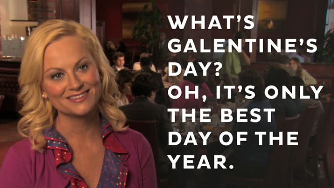 10 Perfect Films to Celebrate Galentine's Day