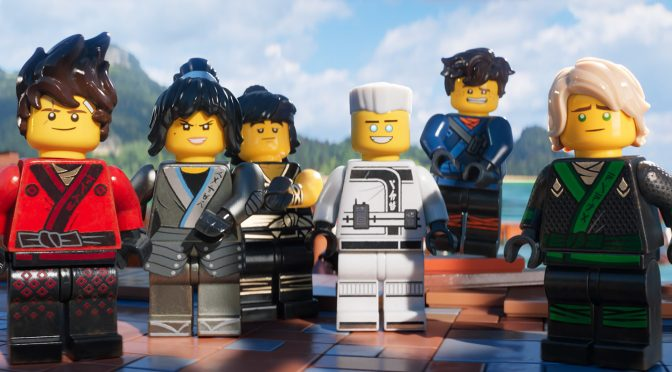 The Lego Ninjago Movie Review: The Sad Middle Child of the Franchise