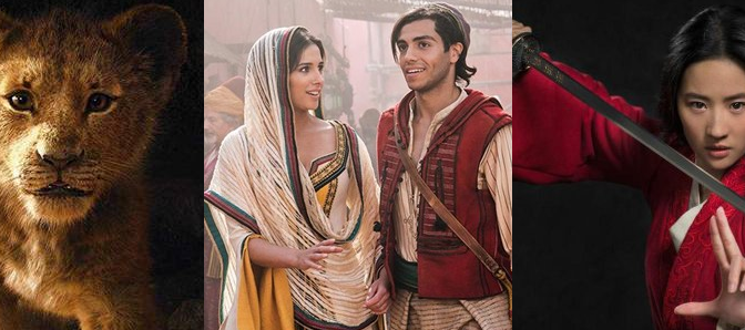 Upcoming Live-Action Disney Films: Aladdin to Tinkerbell