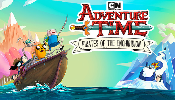 "Don't Fret With Frido: ""Adventure Time: Pirates of Enchiridion"" Review"