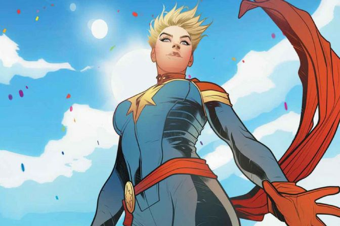 Captain Marvel 101: Everything You Need To Know About The MCU's Newest Hero