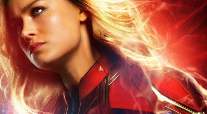 Captain Marvel: Spoiler-Free Review