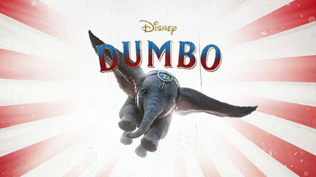 Dumbo: Burton, Big Fish, and Batman