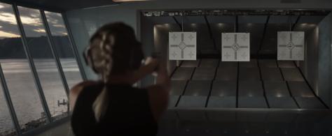 Natasha - Shooting