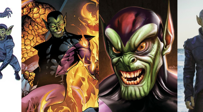 Captain Marvel: Skrulls 101 – Everything You Need To Know About The Infamous Villains