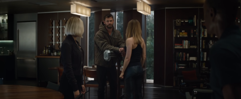 Thor - Carol - Natasha