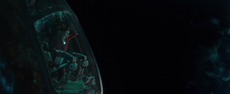 Tony in Space