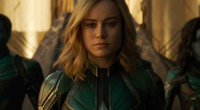 Bickering with Brockett: Captain Marvel – Clickbait Title To Play On A Feud That Shouldn't Exist