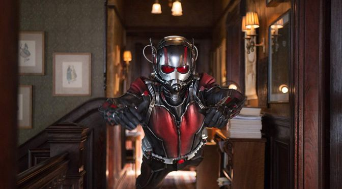 Ant-Man Review: Marvel Succeeds In Staying Small