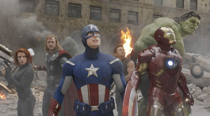 The Avengers Review: A Simple Success