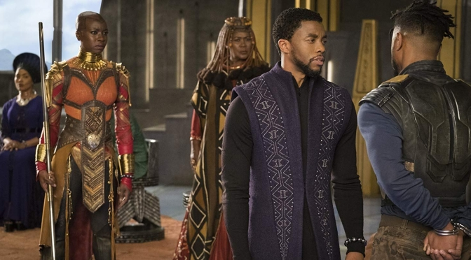 Black Panther Review: Marvel Leans Heavily Into Bigger Themes