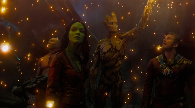 Guardians of the Galaxy Review: You Don't Have To Be Super To Save The Galaxy
