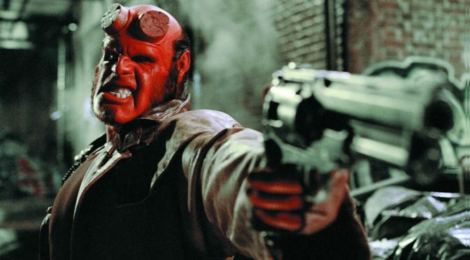 Hellboy (2004) Review