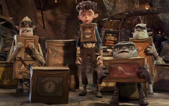 Laika Week: The Boxtrolls Review