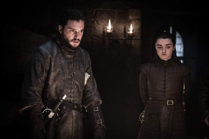 "Game of Thrones S8E2: ""A Knight Of The Seven Kingdoms"" – Preparing For Battle"