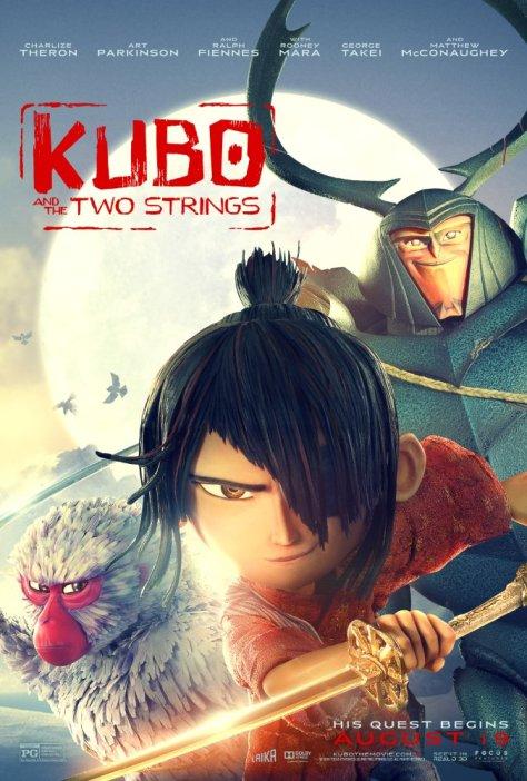 Kubo Poster