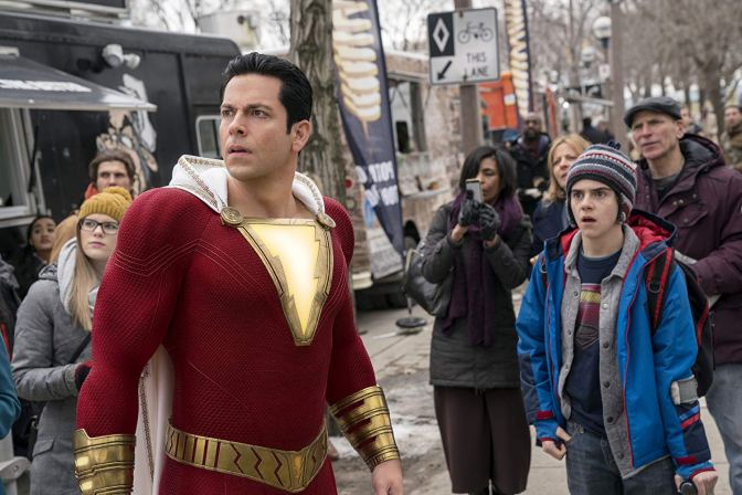 Shazam: Unpacking the Post Credits Scenes