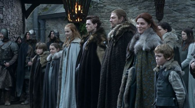 Game of Thrones: Season 1 Recap