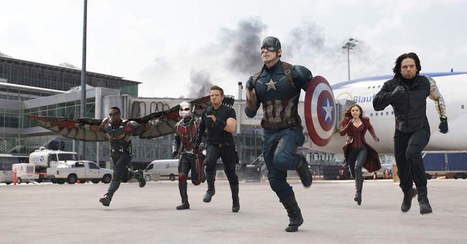Captain America: Civil War Review – Cap Lays Down His Shield