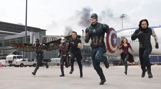 Captain America: Civil War Review – Cap Lays Down His Shield