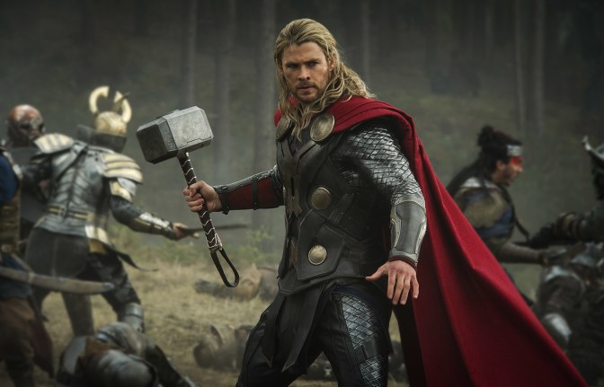 Thor: The Dark World Review – There's A Reason They Destroyed Everything in Ragnarok…