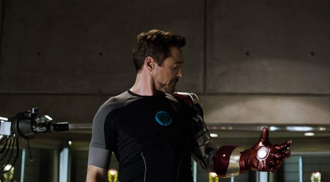 Iron Man 3 Review: Tony Stark is Iron Man