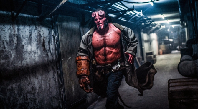 Hellboy (2019) Review: Are You Ready For a Night in Hell?
