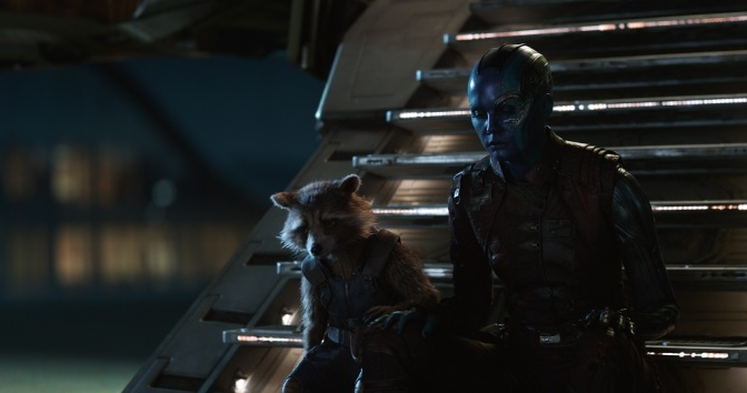 Avengers: Endgame – Nebula's Path To Recovery