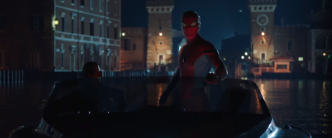 Spider-Man and Fury