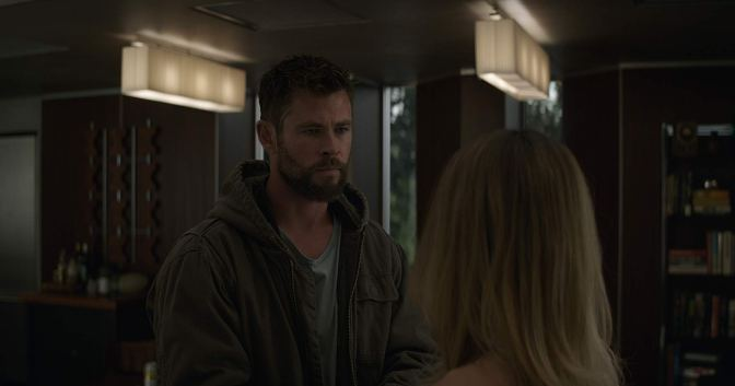 Avengers: Endgame – Thor and the Rocket Factor