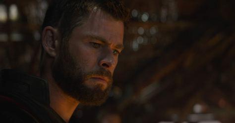Thor Closeup