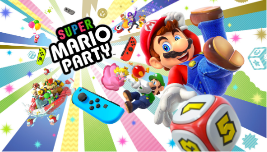 Don't Fret with Frido – Super Mario Party