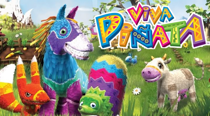Don't Fret With Frido: It's Viva Piñata Y'all!