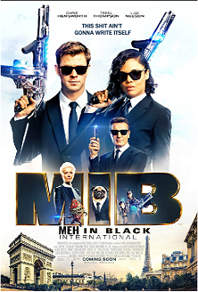 Here comes the Meh in Black – MIB International Review