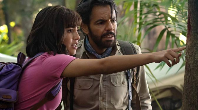 """Dora and the Lost City of Gold"" Review"