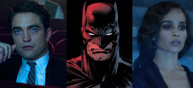 "Zoe Kravitz Joins ""The Batman"""