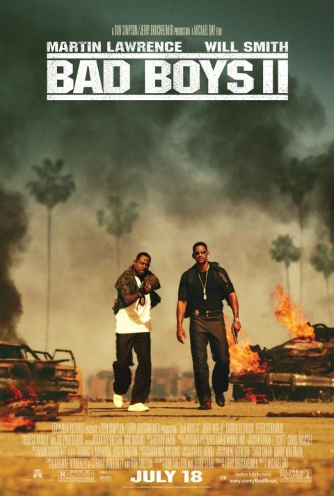 Bad Boys 2 Poster
