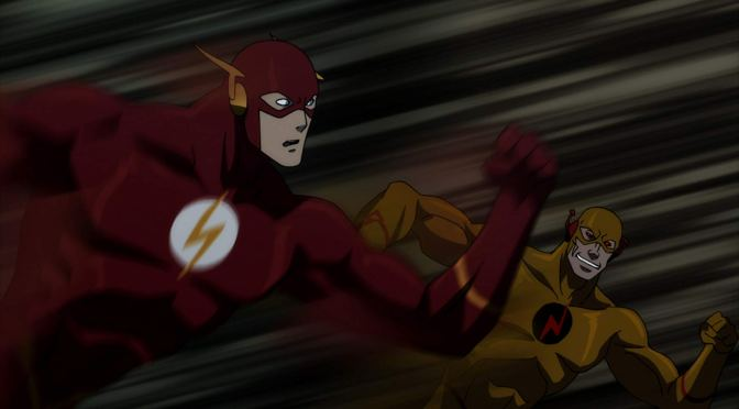 """Justice League: The Flashpoint Paradox"" Review – The Best Justice League Animated Film"