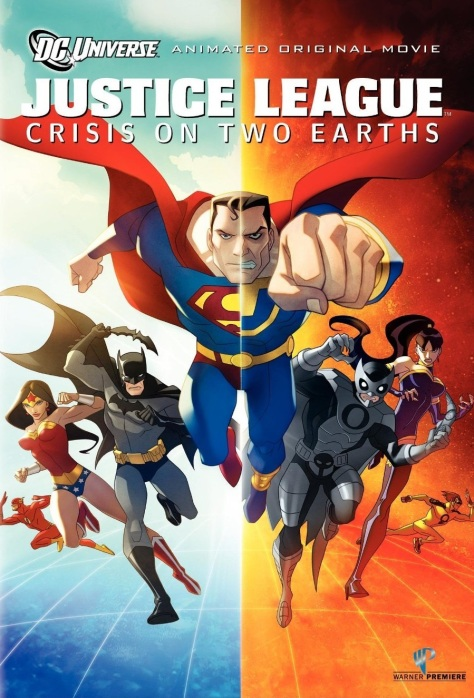 JL Crisis On Two Earth