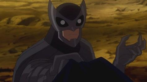 JL Crisis On Two Earths - Owlman