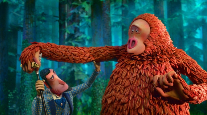 """Missing Link"" Review – Laika Delivers Another Perfect Film"